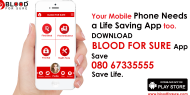 Blood For Sure App