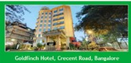 Goldfinch Hotels Bangalore