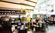 Mr. Hong (Oriental style teahouse)